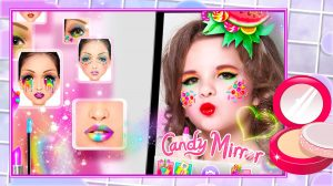 candy mirror makeup download free