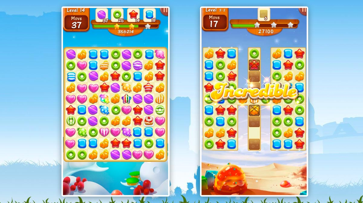 candy swap 2 download PC