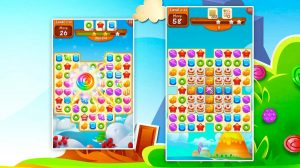 candy swap download PC