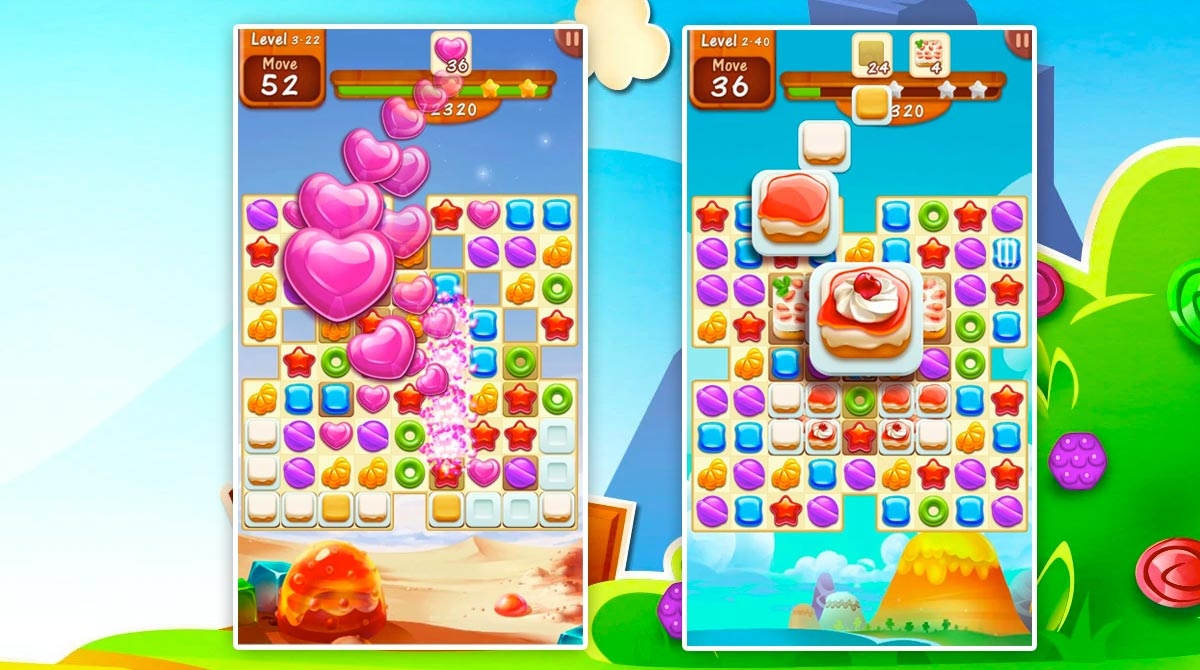 candy swap download free