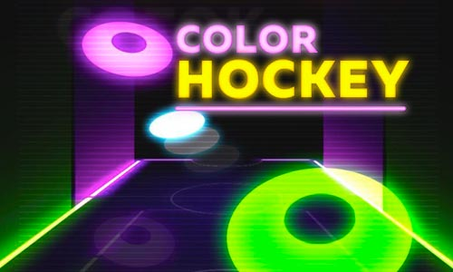 Play Color Hockey on PC