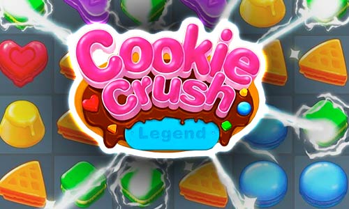 Play Cookie Crush Legend on PC