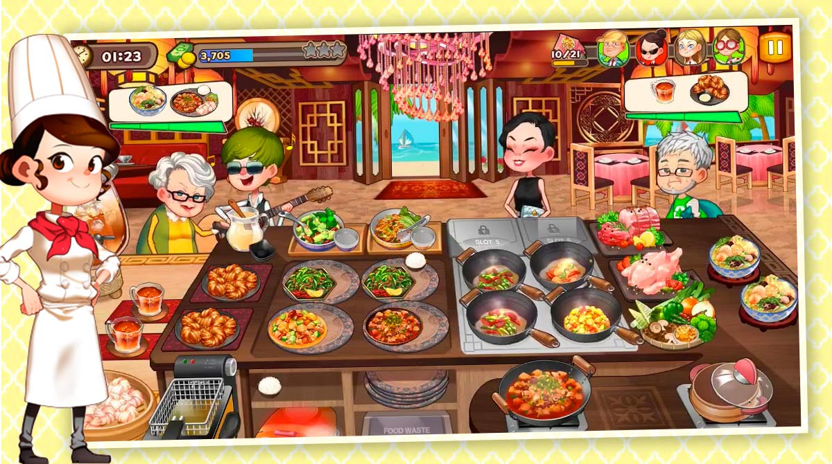 cooking adventure download PC free
