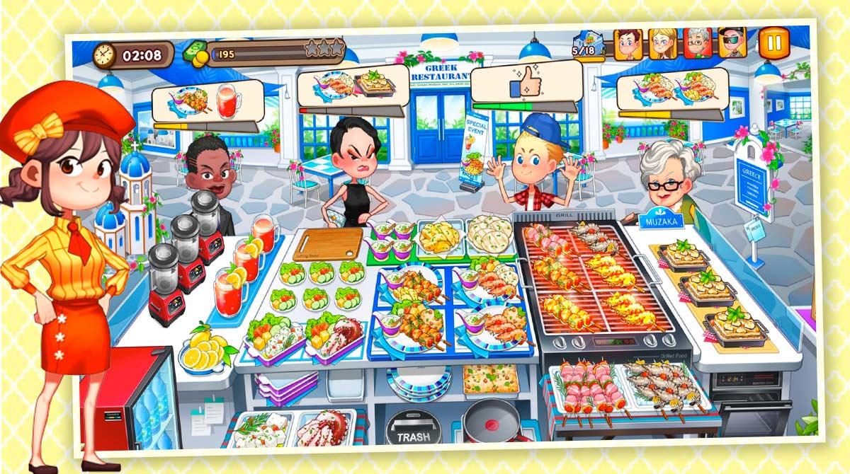 cooking adventure download PC