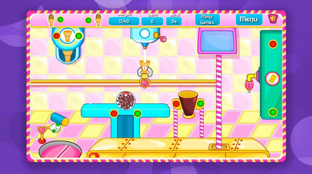 cooking ice cream cone cupcake download PC