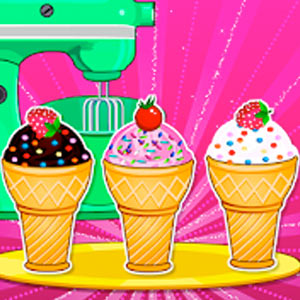 Play Cooking Ice Cream Cone Cupcake on PC
