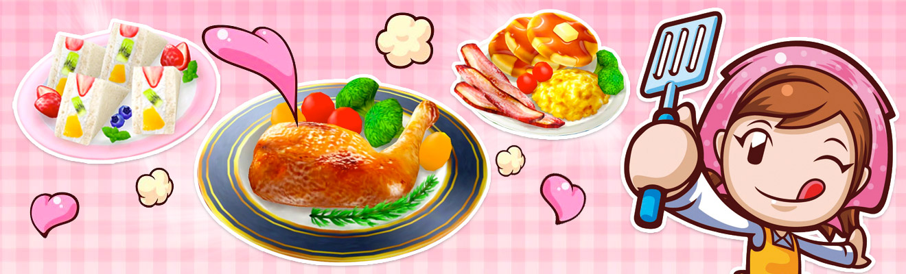 cooking mama sandwhiches pancakes and roast