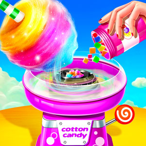 Play Cotton Candy Shop – Cooking Game on PC