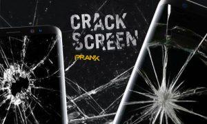 Play Cracked Screen Prank on PC