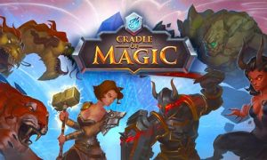 Play Cradle of Magic – card game, battle arena, rpg on PC