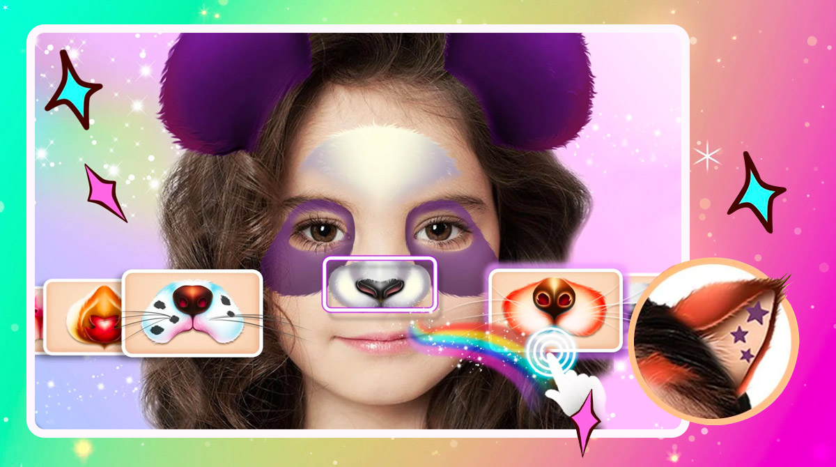 crazy animal filters download PC free