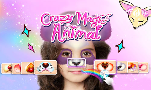 Play Crazy Animal Selfie Filters on PC