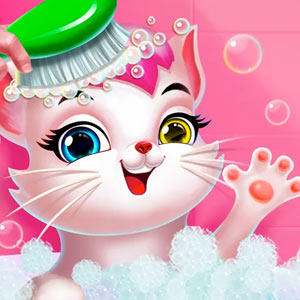 cute kitten free full version