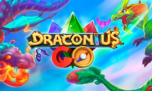 Play Draconius GO: Catch a Dragon! on PC
