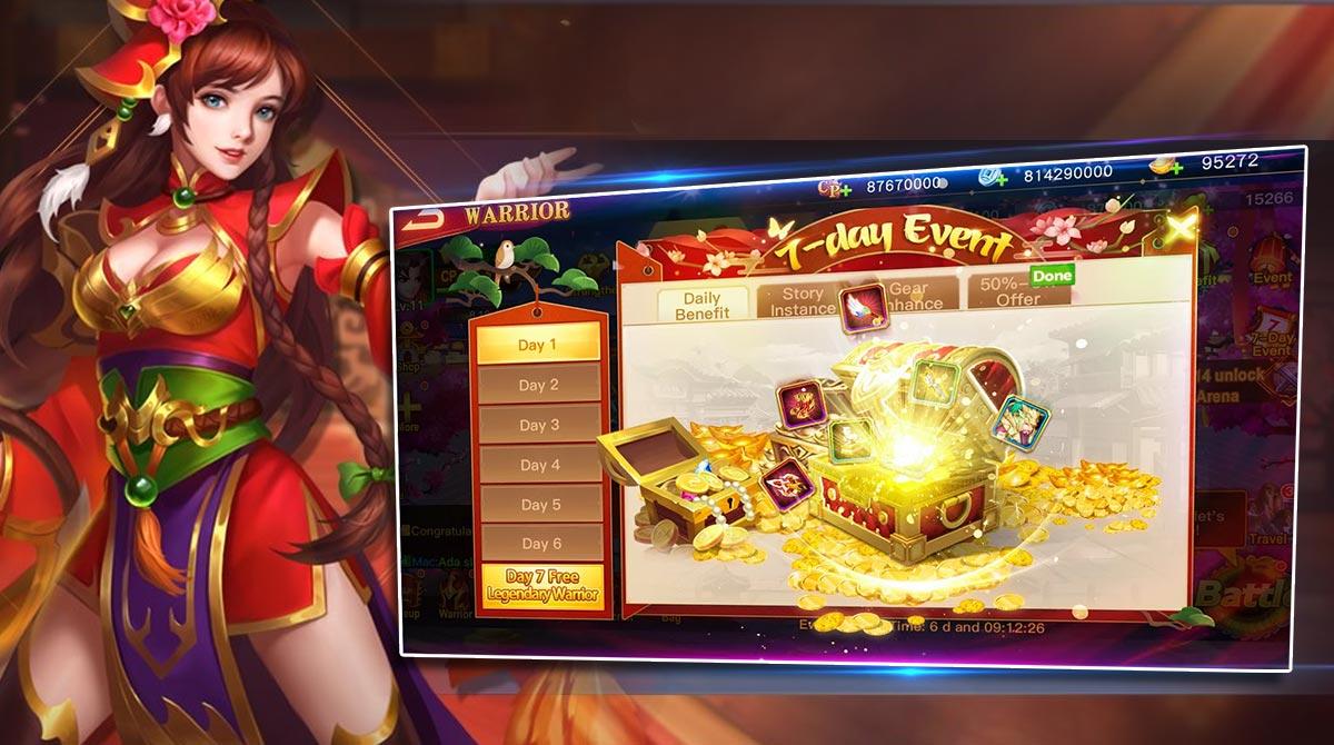 dynasty heroes legend of samkok download PC free