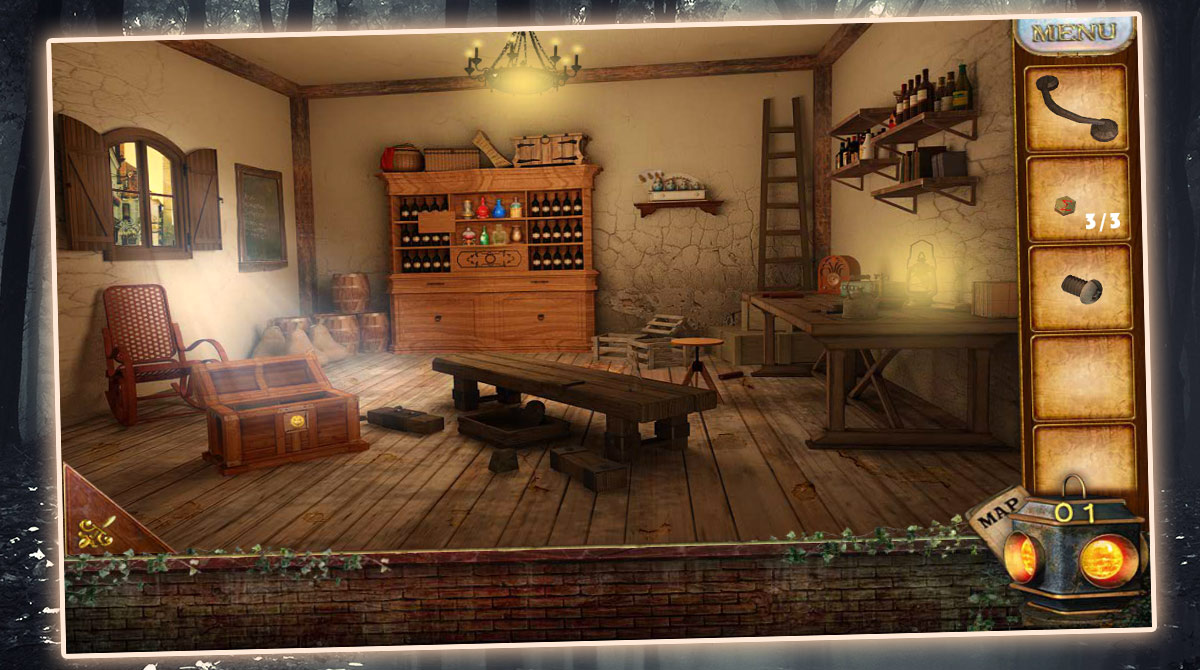 escape game home town adventure download PC free
