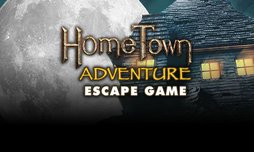Play Escape Game: Home Town Adventure on PC