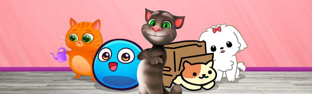 five famous virtual pets