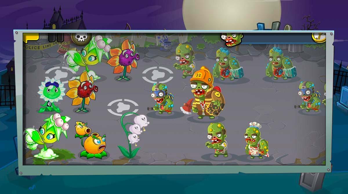 flower zombie war download PC