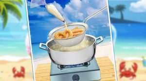 food maker beach party download PC