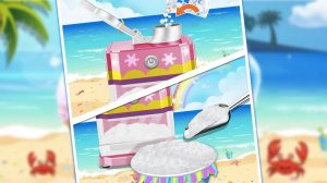food maker beach party download PC free