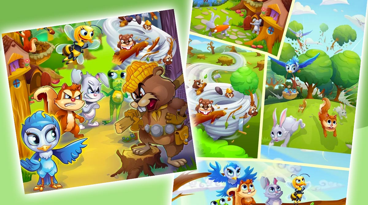 forest rescue download full version