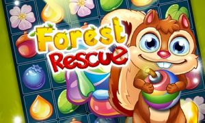 Play Forest Rescue: Match 3 Puzzle on PC