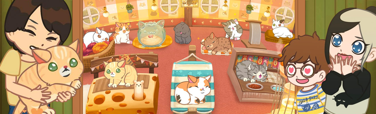 furistas cafe unlock all cats in game