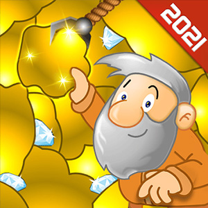 Play Gold Miner Classic: Gold Rush on PC