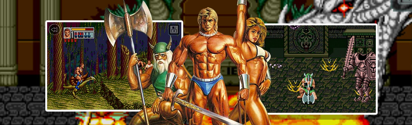 golden axe arcade game pc