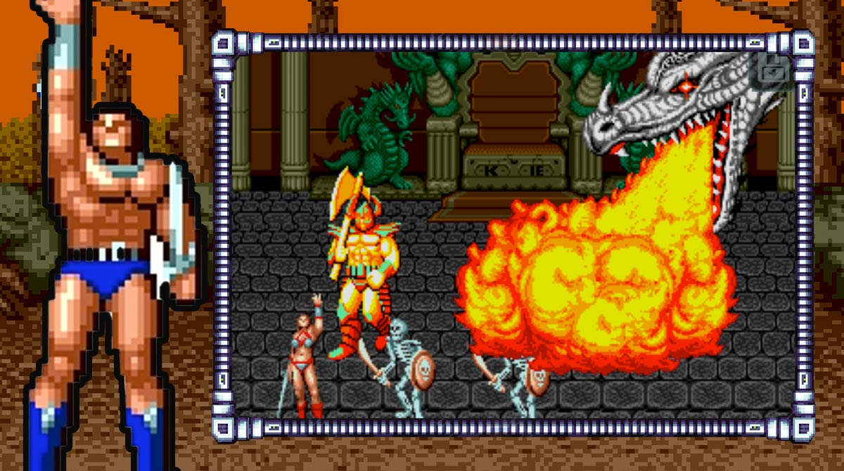 golden axe classics download PC free