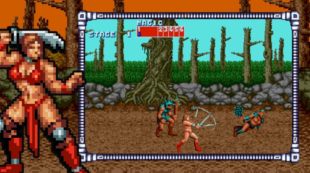 golden axe classics download PC