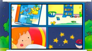 goodnight caillou download PC