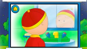 goodnight caillou download PC free