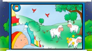 goodnight caillou download free