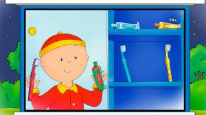 goodnight caillou download full version
