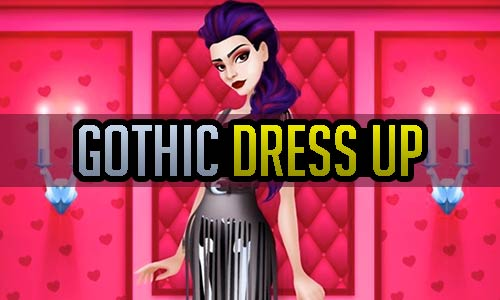 Play Gothic Dress Up on PC