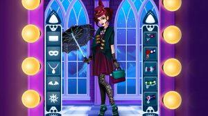 gothic dress up full version