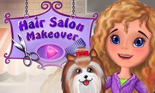 Play Hair Salon Makeover on PC