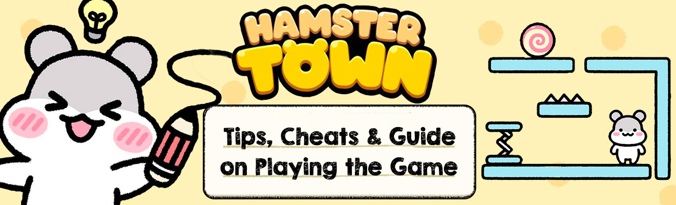 hamster town tips cheats guide on playing