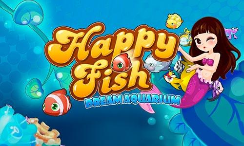 Play Happy Fish on PC