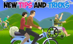 happy wheels new tips and tricks