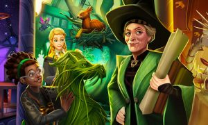 harry potter hogwarts aventure game review