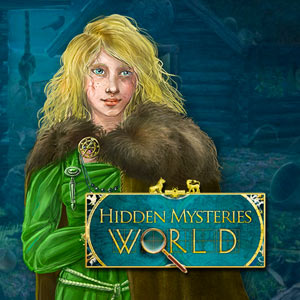 Play Hidden Object Mystery Worlds Exploration 5-in-1 on PC