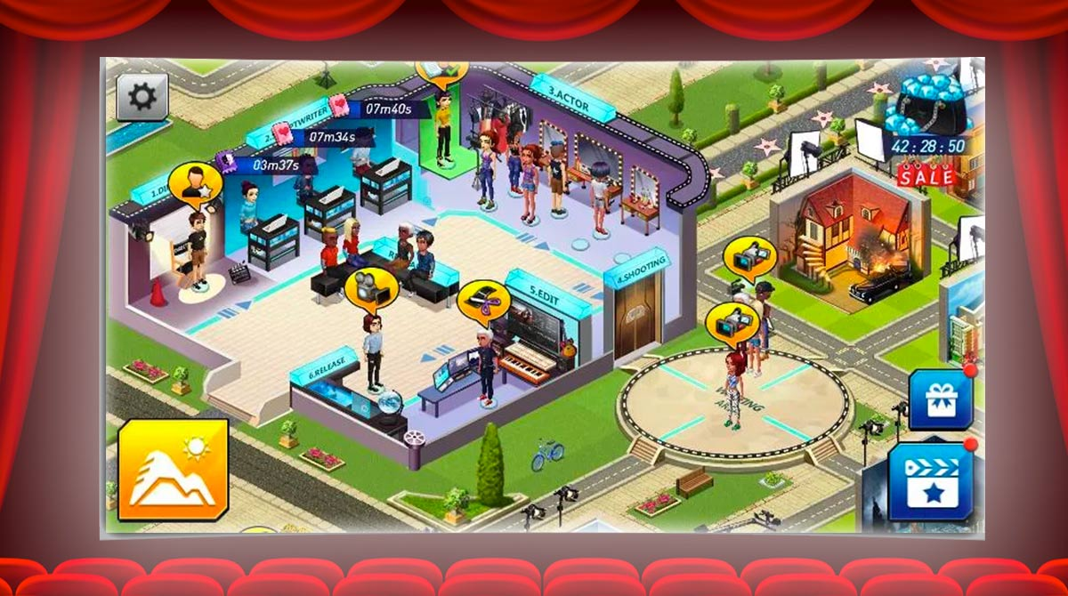 hollywood paradise download PC free