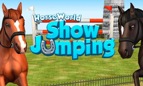 Play Horse World – Show Jumping on PC