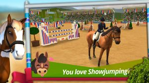 horse world show jumping full version