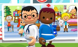 hospital doctor games on pc