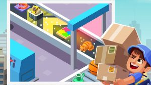 idle courrier tycoon download PC free