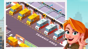idle courrier tycoon download free